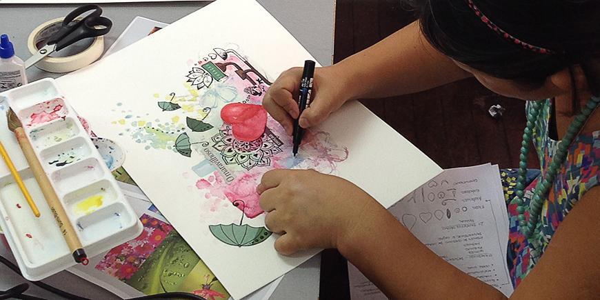 workshop toka studio - Processo criativo