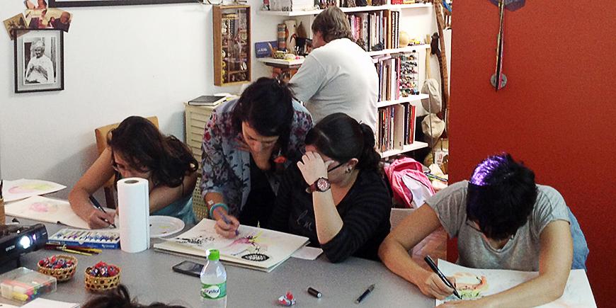 Workshop Toka no Estúdio In Totum