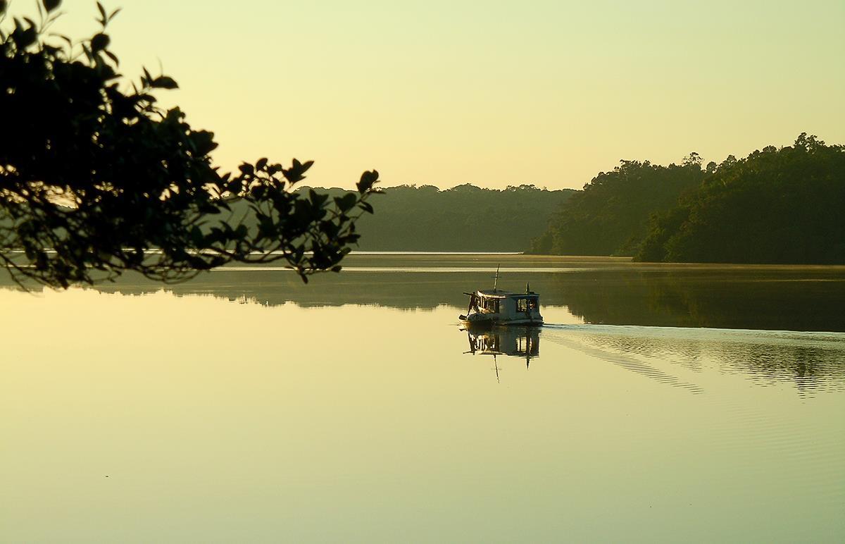 Vivência na Amazônia