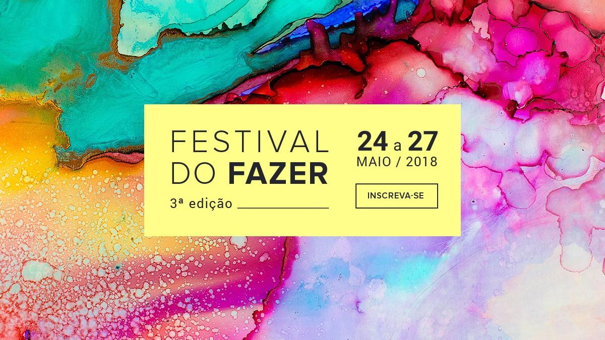 Festival do Fazer - 3ª Edição
