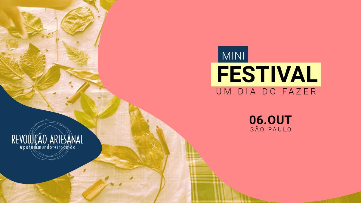 Mini Festival - Um Dia do Fazer